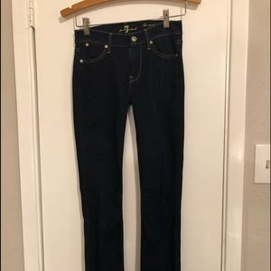 7 for all mankind jeans 👖!🌼